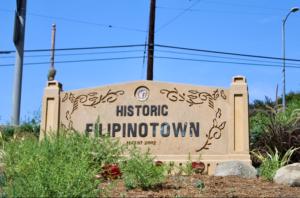 Historic Filipinotown Sign